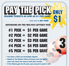 Pay the Pick
