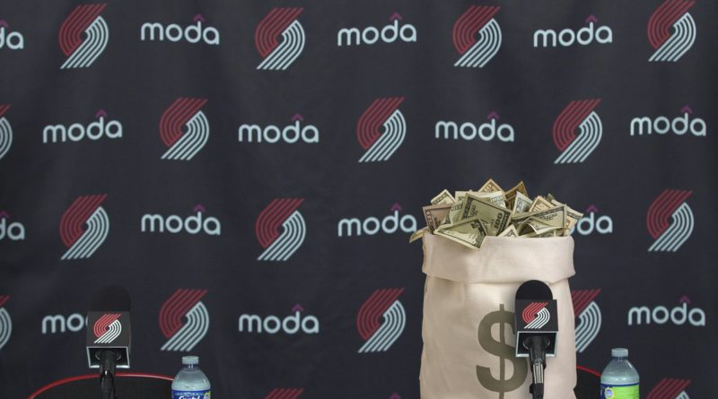 Credit @trailblazers